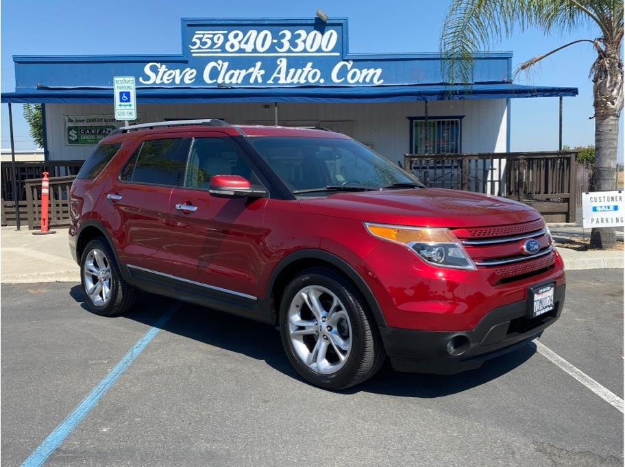 2013 Ford Explorer from Steve Clark Auto Sales