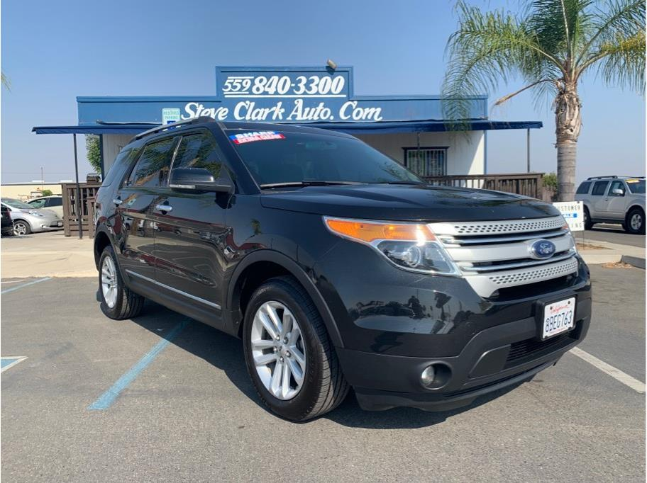 2015 Ford Explorer from Steve Clark Auto Sales