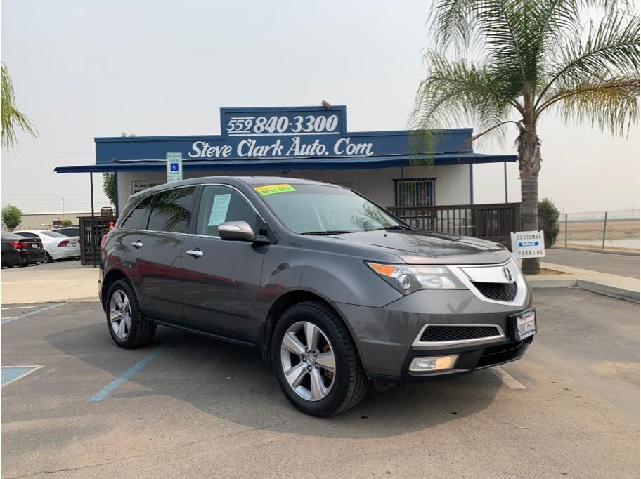 2012 Acura MDX from Steve Clark Auto Sales