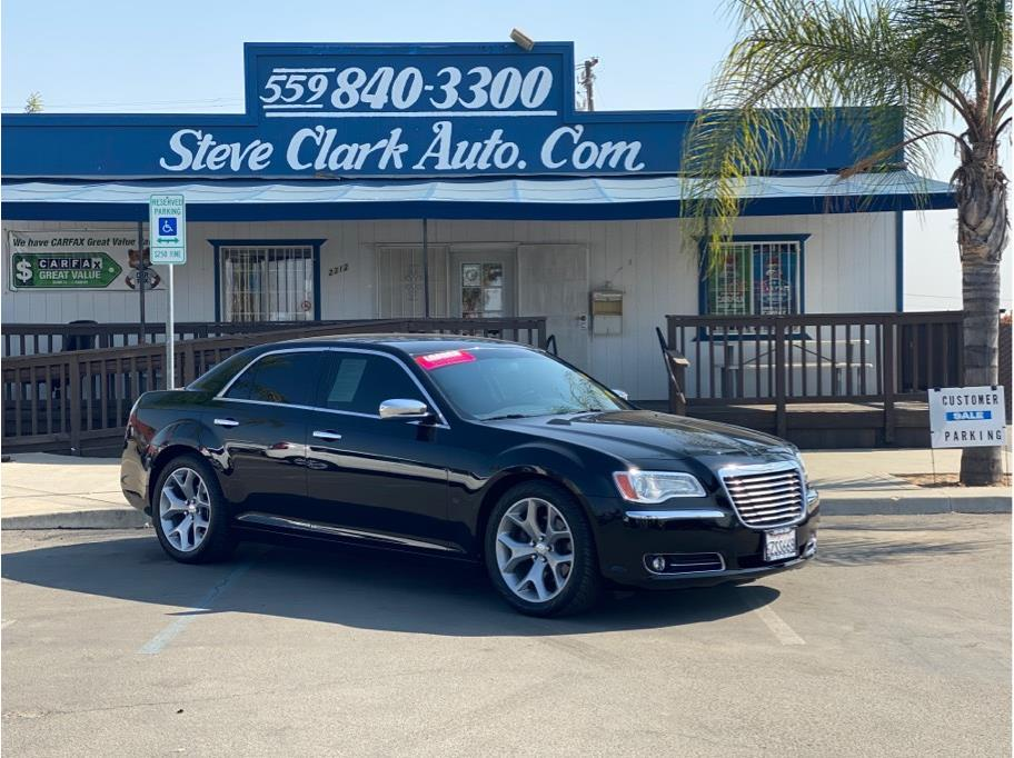 2013 Chrysler 300 from Steve Clark Auto Sales