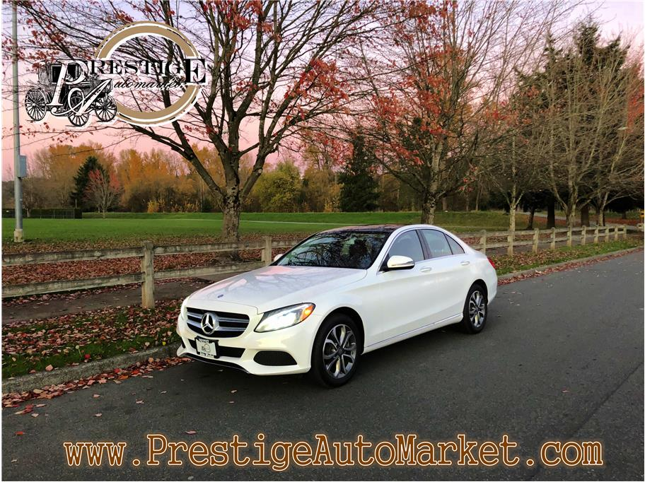 2016 Mercedes-Benz C-Class from Prestige AutoMarket