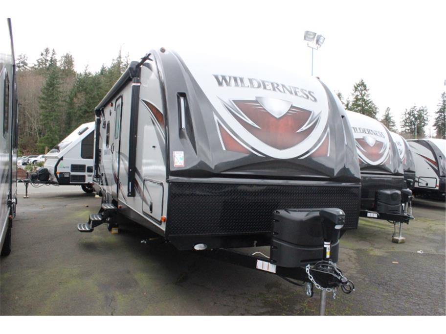 2018 Heartland Wilderness from Kitsap RV