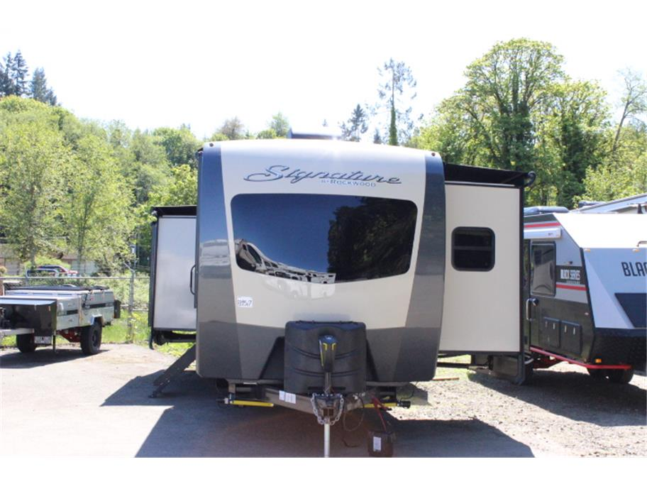 2019 Forest River Rockwood Signature 8332 BS from Kitsap RV