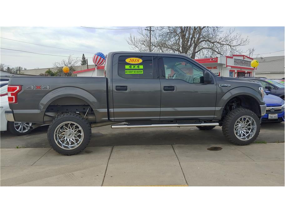 2018 Ford F150 SuperCrew Cab from Dealers Choice