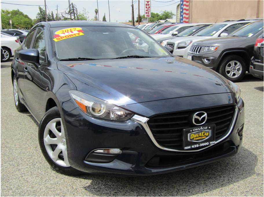 2017 Mazda MAZDA3 from Own a Car of Fresno