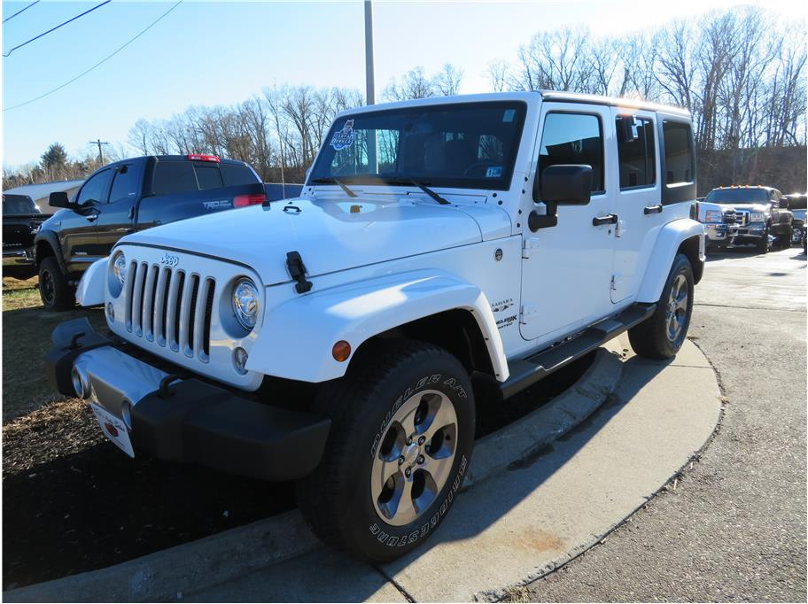 2018 Jeep Wrangler Unlimited from Keith's Auto Sales