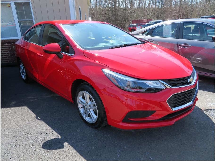 2018 Chevrolet Cruze from Keith's Auto Sales West