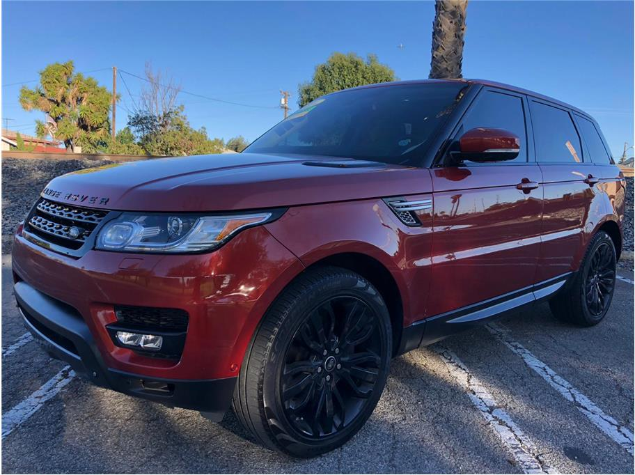 2014 Land Rover Range Rover Sport from SoCalCars Inc