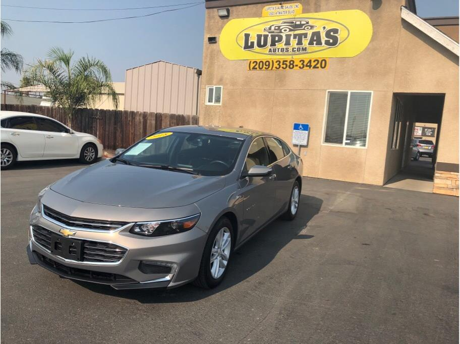 2018 Chevrolet Malibu from Lupitas Auto Sales, Inc