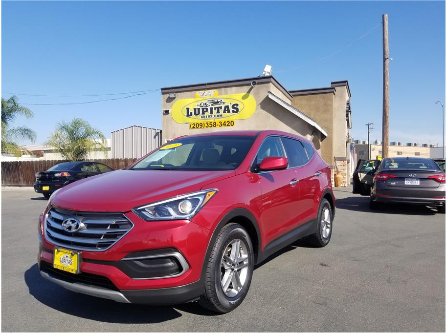 2018 Hyundai Santa Fe Sport from Lupitas Auto Sales, Inc
