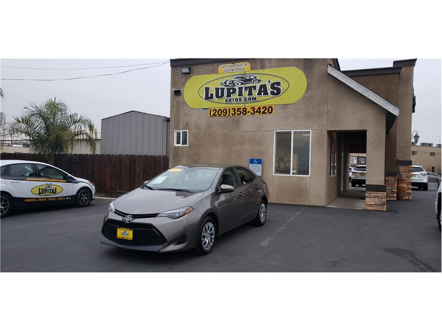 2018 Toyota Corolla from Lupita's Auto Sales, Inc