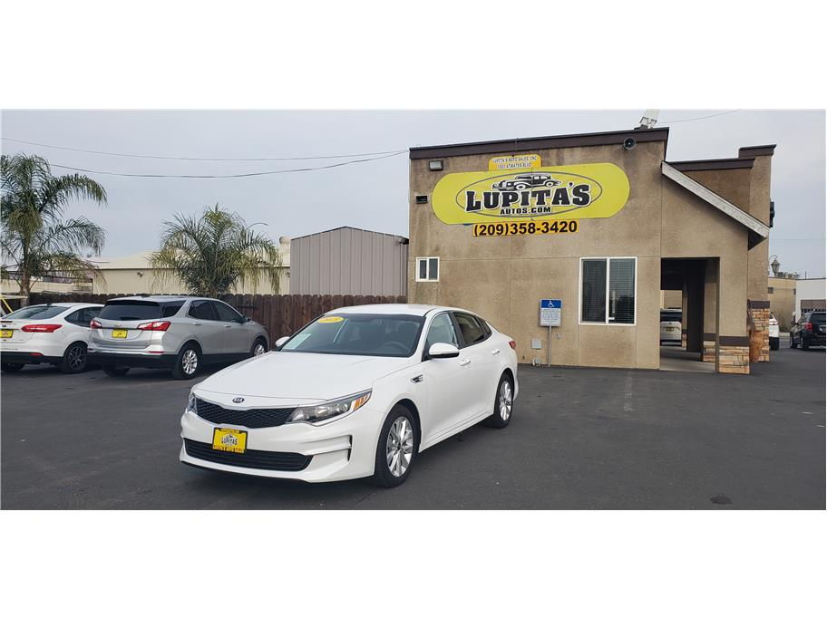 2018 Kia Optima from Lupita's Auto Sales, Inc