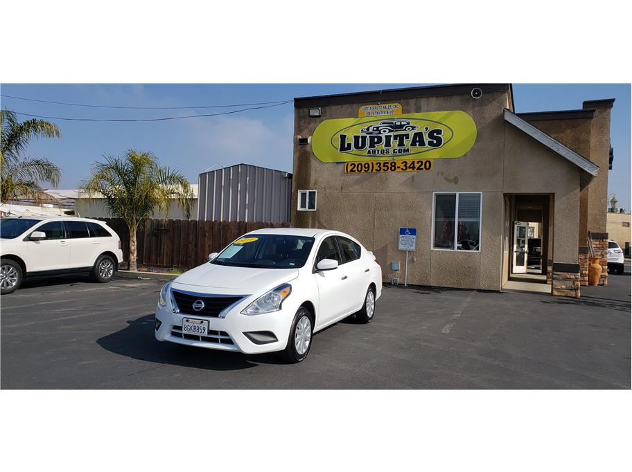 2019 Nissan Versa from Lupitas Auto Sales, Inc