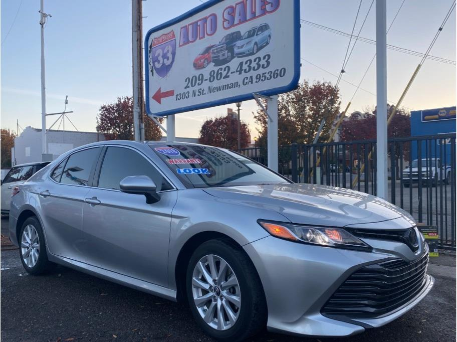 2018 Toyota Camry from 33 Auto Sales