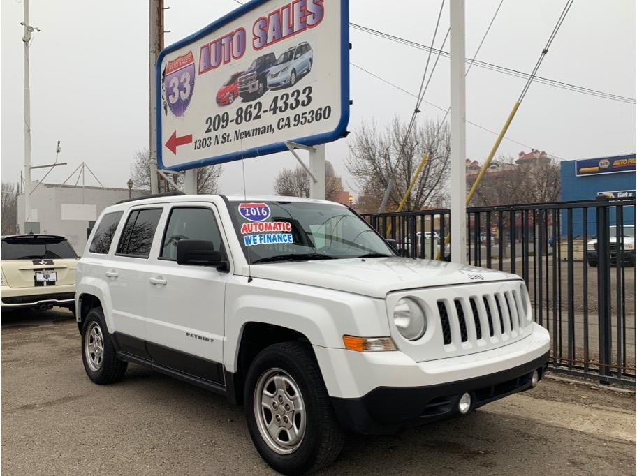 2016 Jeep Patriot from 33 Auto Sales