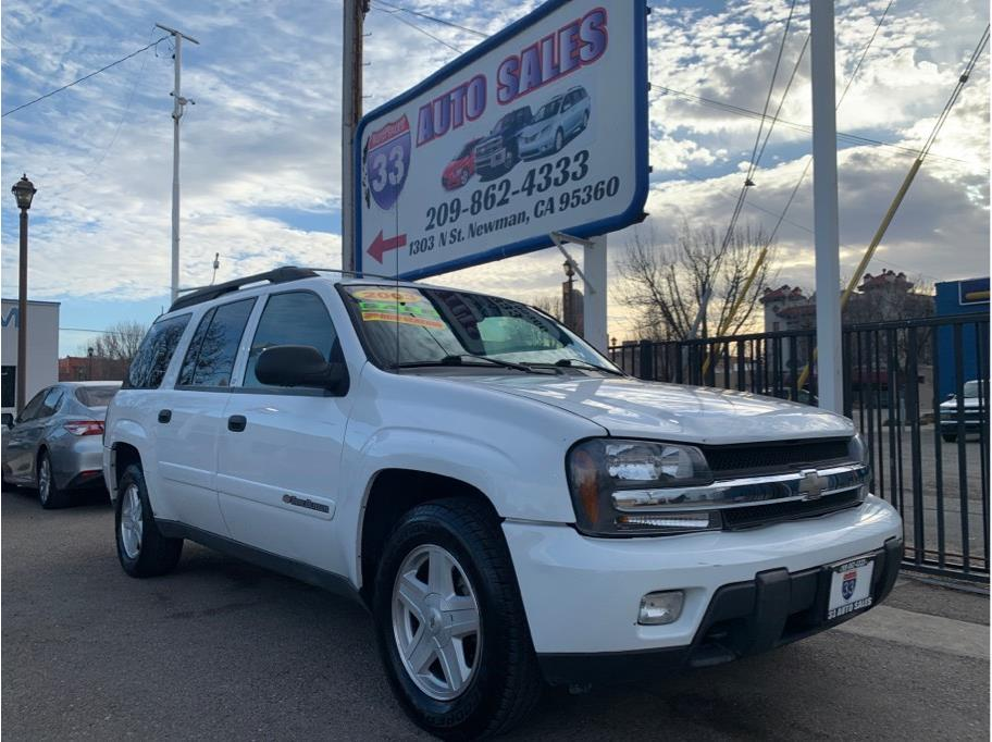 2003 Chevrolet Trailblazer from 33 Auto Sales