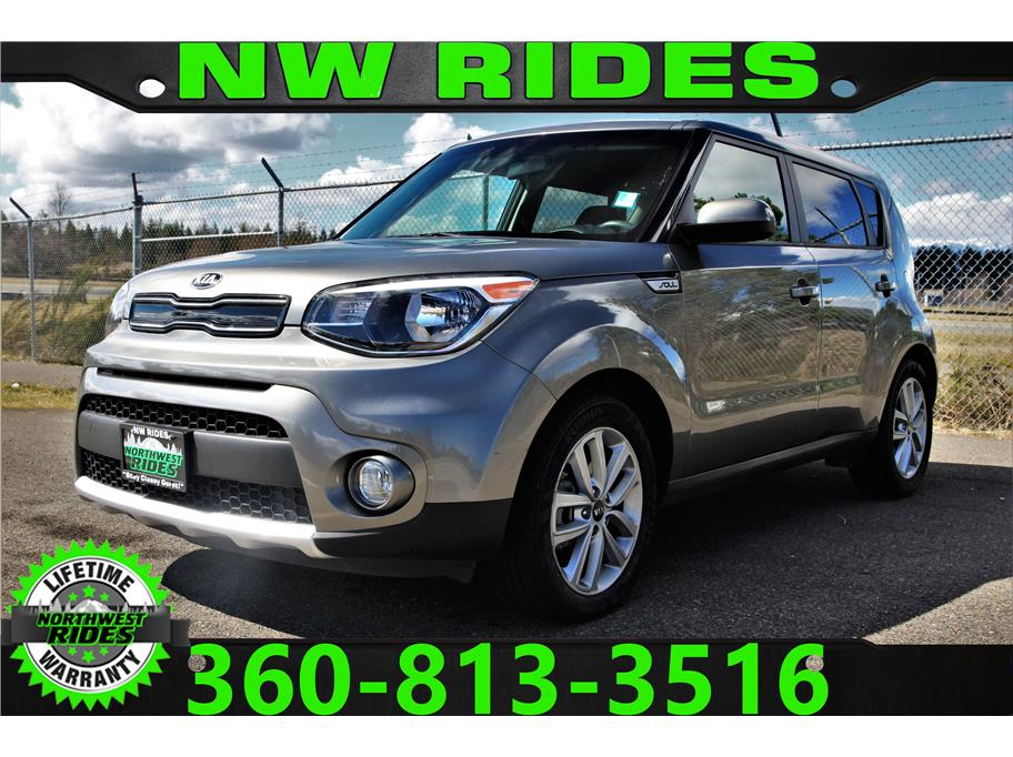 2018 Kia Soul from Northwest Rides Inc