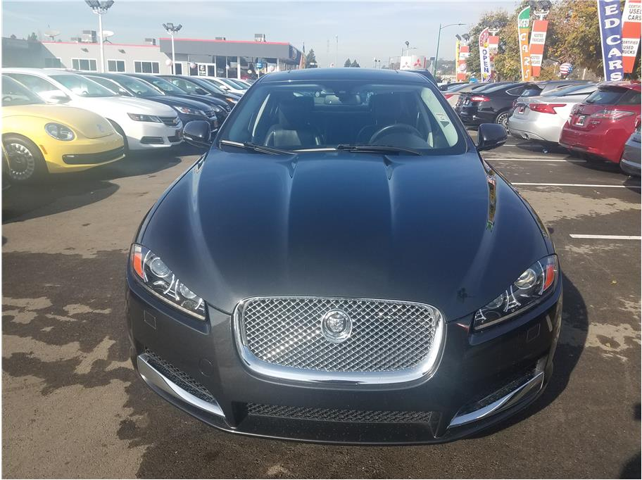 2013 Jaguar XF from Hayward Mitsubishi