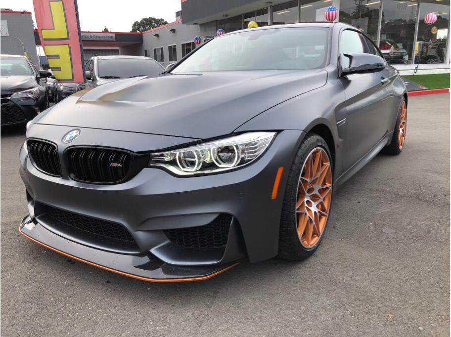 2016 BMW M4 from Hayward Mitsubishi