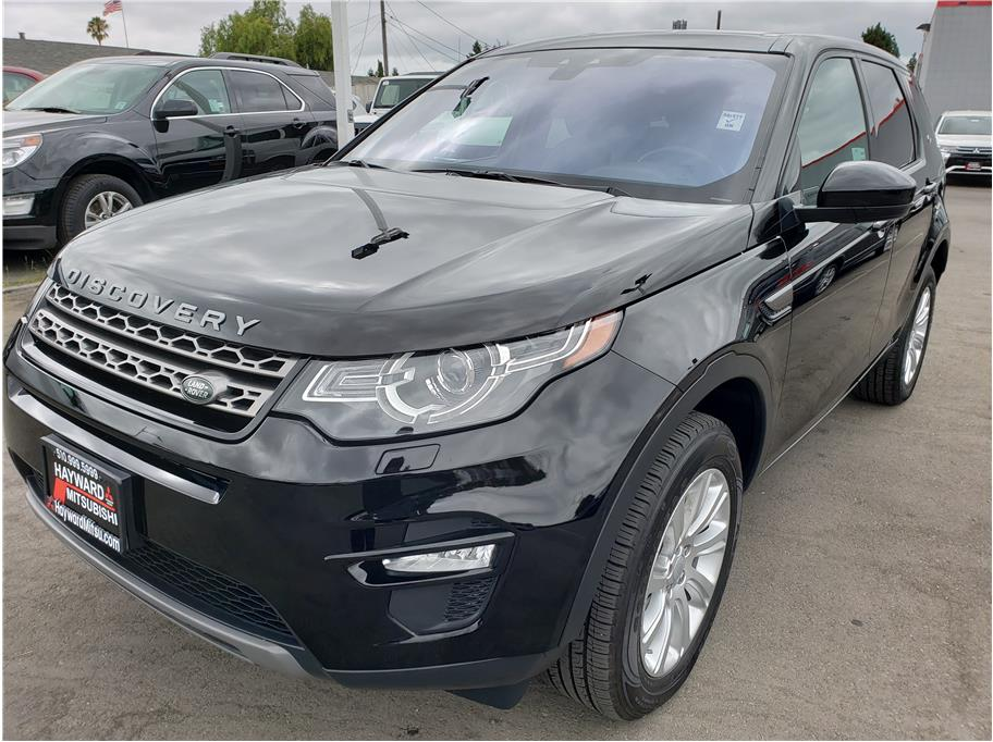 2017 Land Rover Discovery Sport from Hayward Mitsubishi