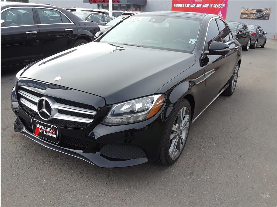 2016 Mercedes-benz C-Class from Hayward Mitsubishi