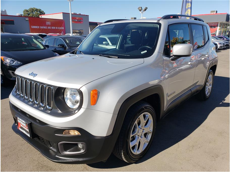 2017 Jeep Renegade from Hayward Mitsubishi