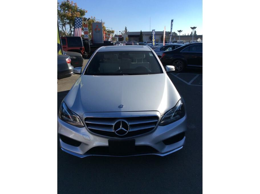 2016 Mercedes-benz E-Class from Hayward Mitsubishi