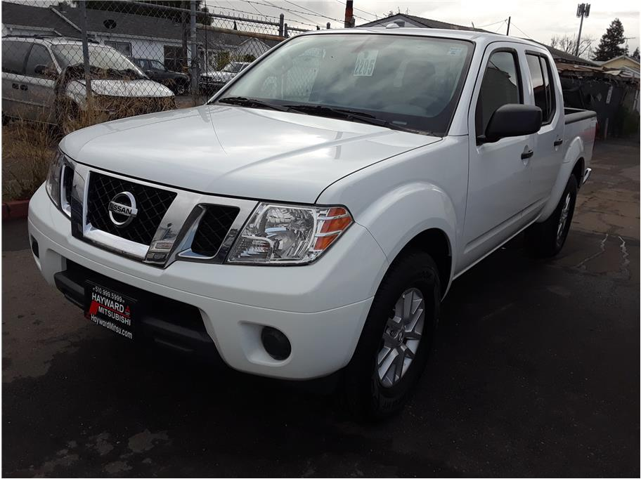 2018 Nissan Frontier Crew Cab from Hayward Mitsubishi