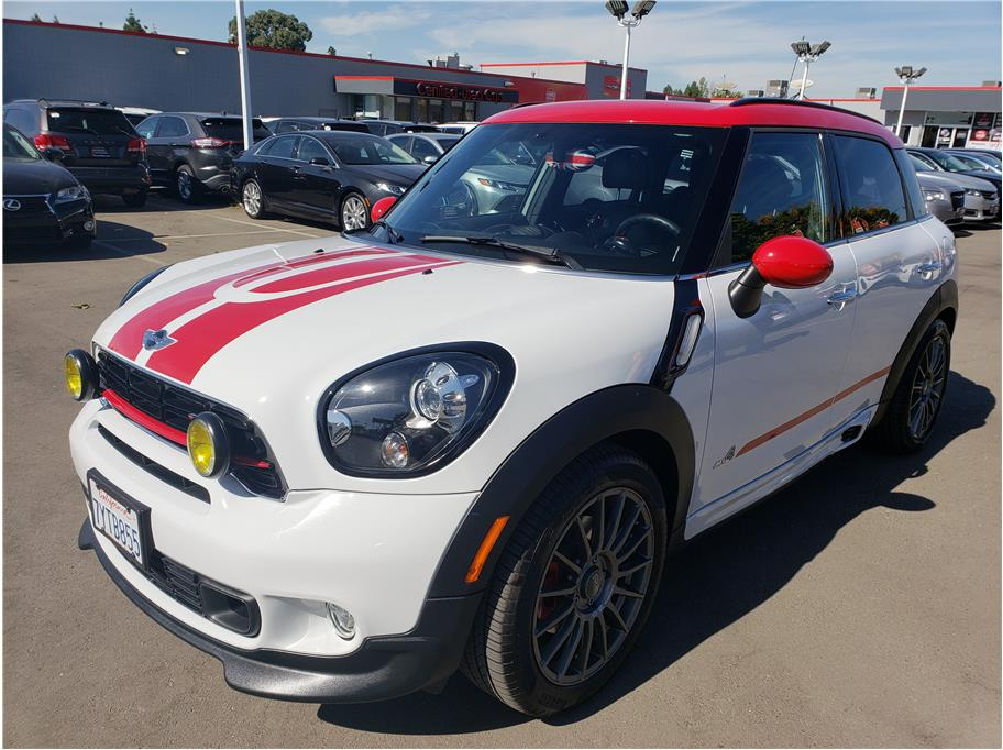 2016 MINI Countryman from Hayward Mitsubishi