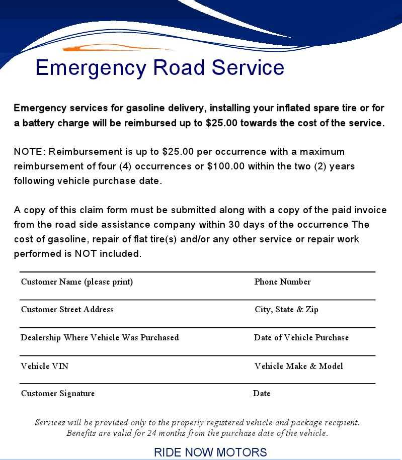 Emergency road service for Ride now motors in monroe north carolina