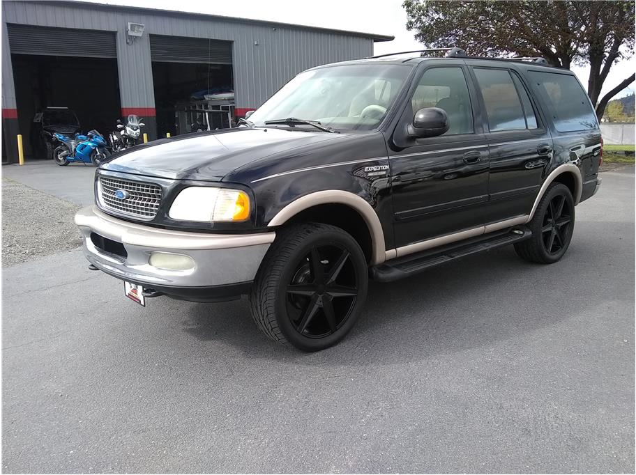 1997 Ford Expedition Sport Utility 4D