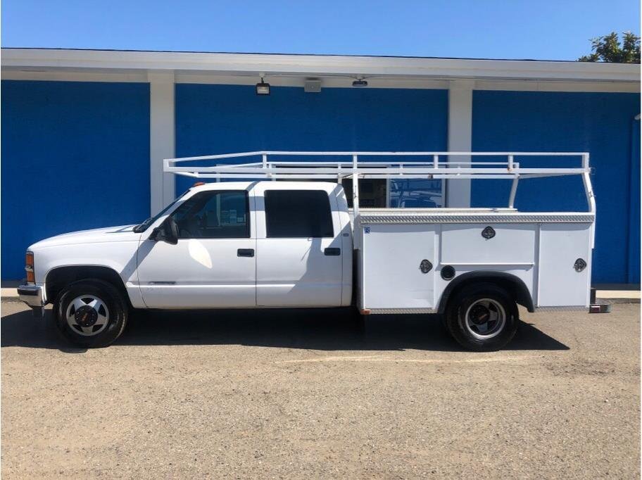 1998 Chevrolet C/K 3500 Long Bed
