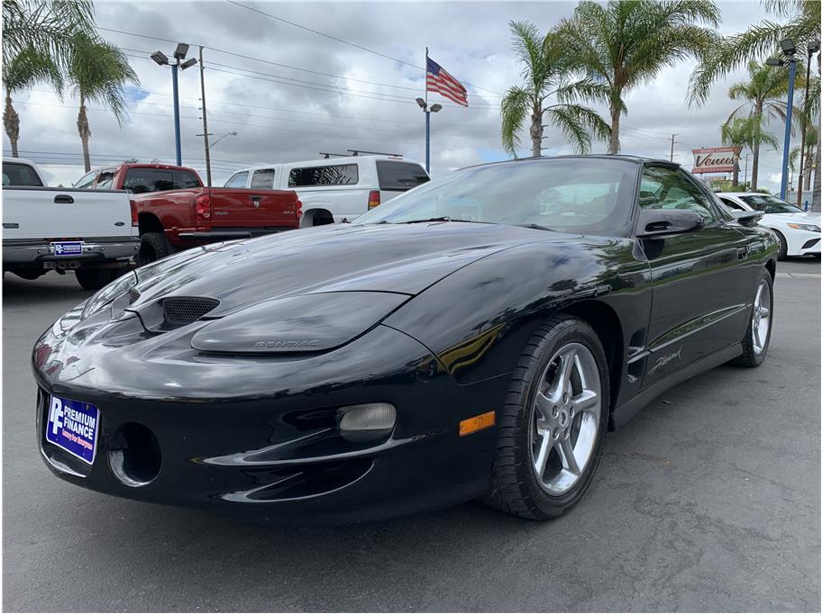 2002 Pontiac Firebird FIRE HAWK, T-TOPS, LEATHER PACK, 6SPEED MANUAL,