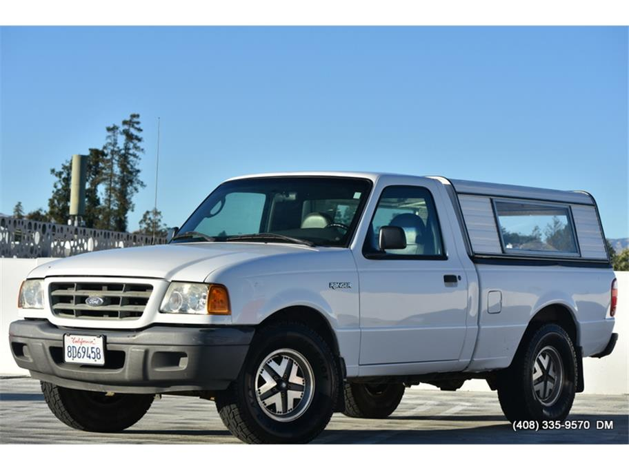 2003 Ford  XL Pickup 2D 6 ft