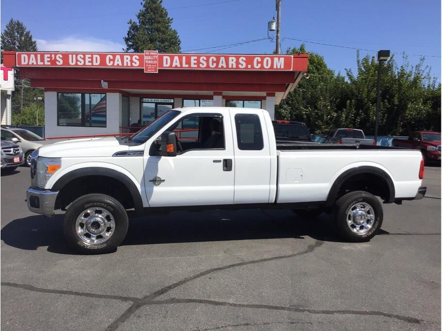 2011 Ford  Long box diesel