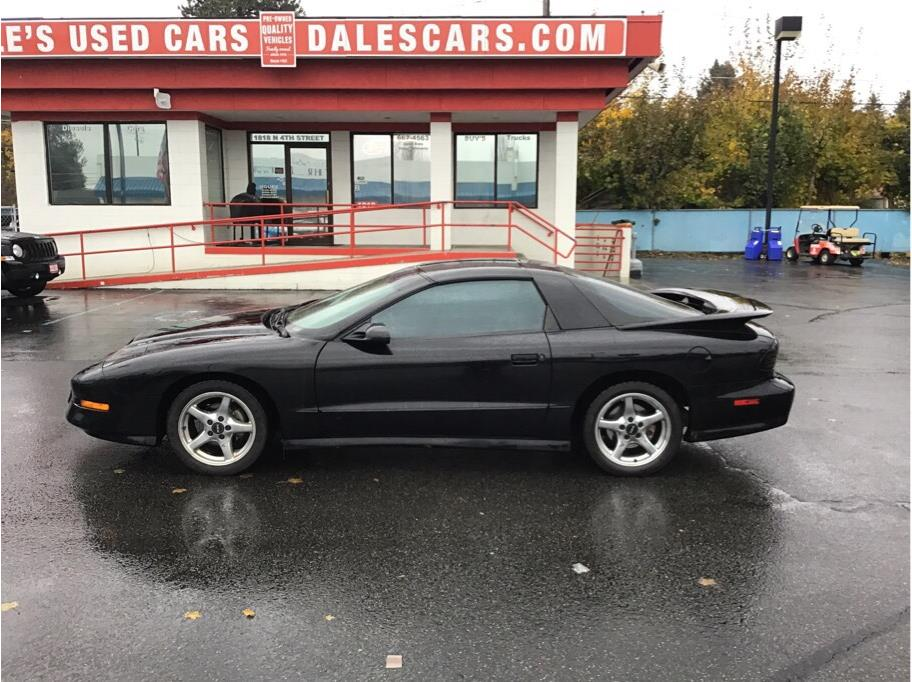 1996 Pontiac Firebird 1 owner, only 27k original miles, ws6 package