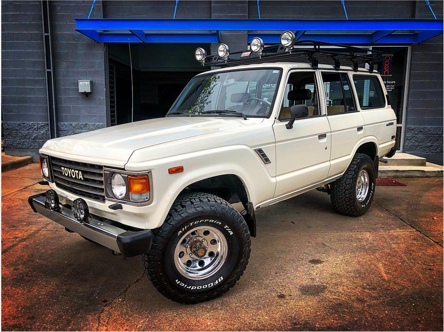1984 Toyota Land Cruiser Base
