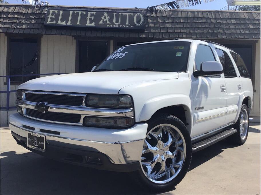 2003 Chevrolet Tahoe LS Sport Utility 4D