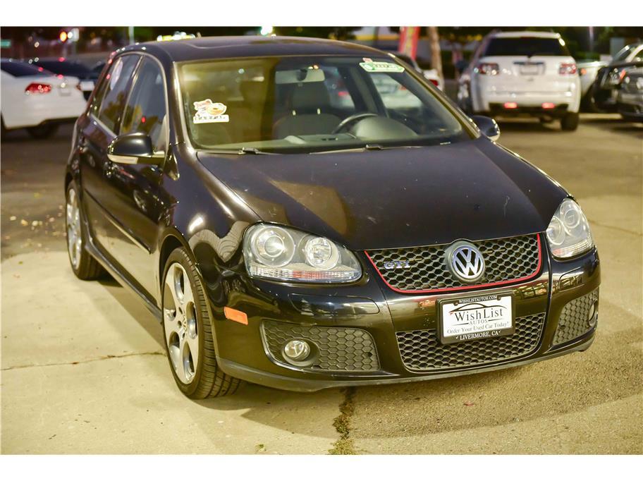 2009 Volkswagen GTI Base PZEV