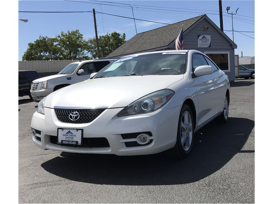 2007 Toyota Camry Solara SLE Coupe 2D