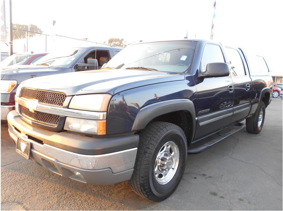 2005 Chevrolet Silverado 1500HD LT Pickup 4D 6 1/2 ft
