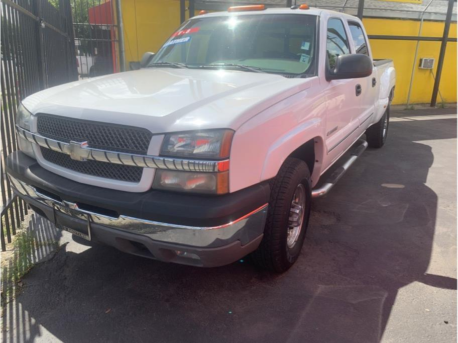 2003 Chevrolet Silverado 1500HD LT Pickup 4D 6 1/2 ft