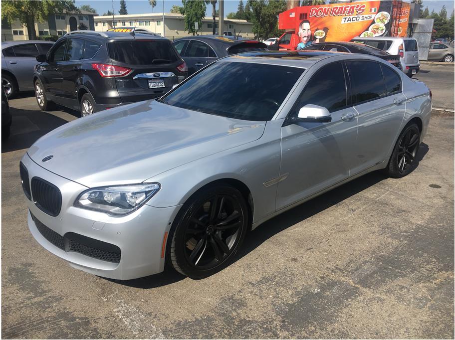 2015 BMW 7 Series 750i