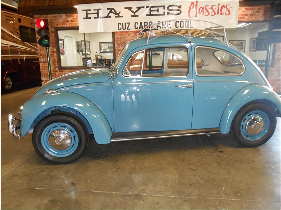1967 Volkswagen Beetle classic
