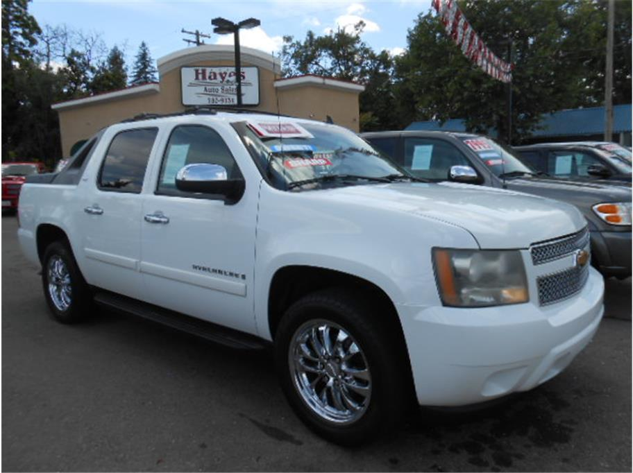 2007 Chevrolet Avalanche Z71 Off Road