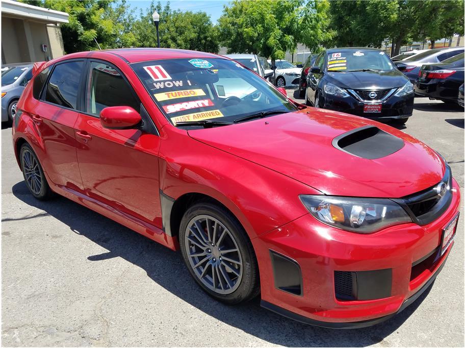 2011 Subaru Impreza WRX WRX Sport Wagon 4D