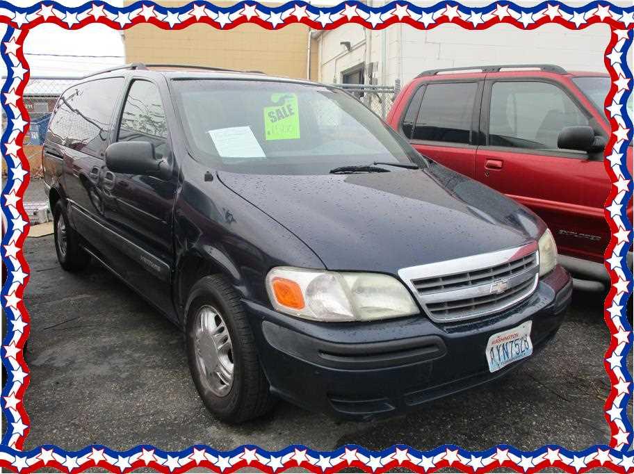 2003 Chevrolet Venture Minivan 4D