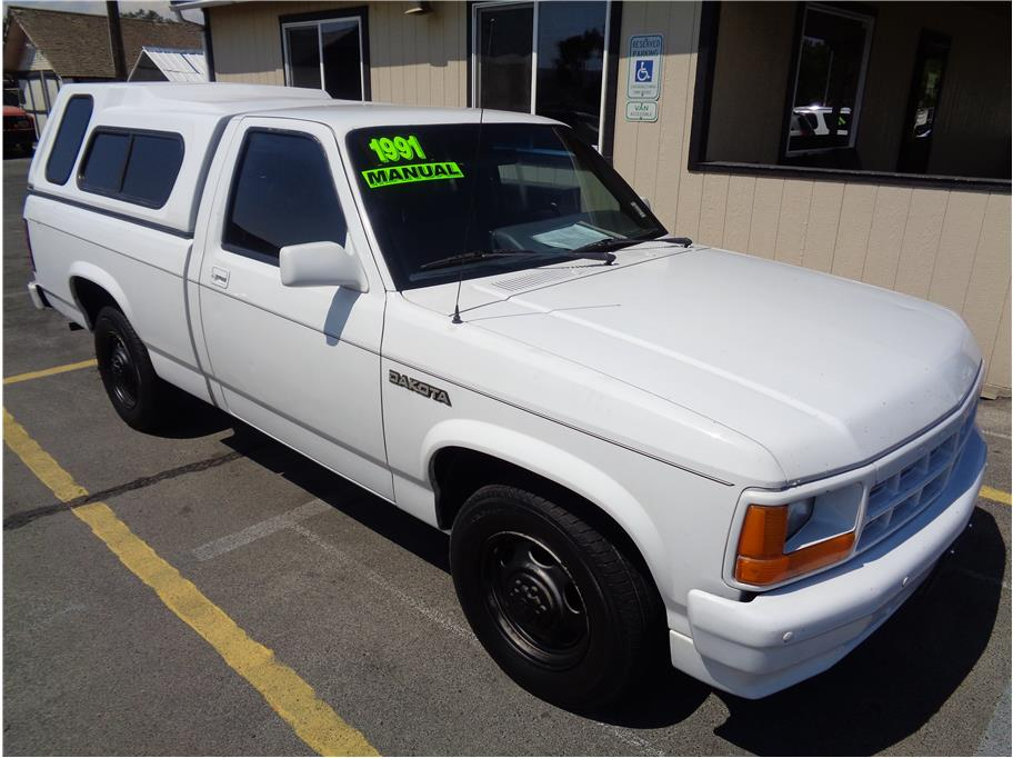 1991 Dodge Dakota S