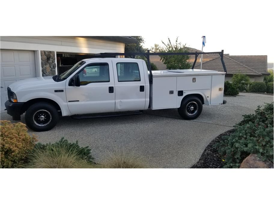 2002 Ford Super Duty F-350 Long Bed