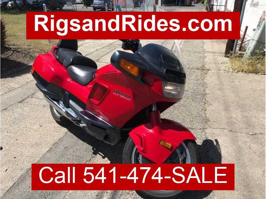 1996 Honda  Motorcycle